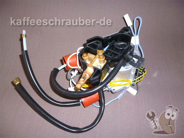 Durchlauferhitzer Oder Boiler saeco durchlauferhitzer boiler edelstahl kplt. - kaffeeschrauber